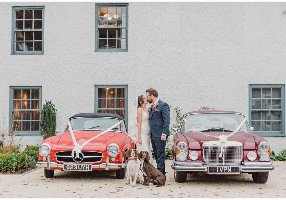Le Petit Chateau Northumberland Wedding - Nadia and Jonny